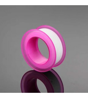Aesthetic Pink Color Raw Material Tape Home Organizer Accessories Tape (FJSQ)