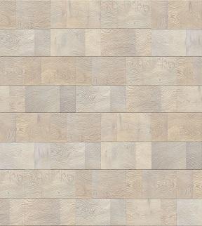 Ashen Taupe Joyous Vinyl Floor Tiles
