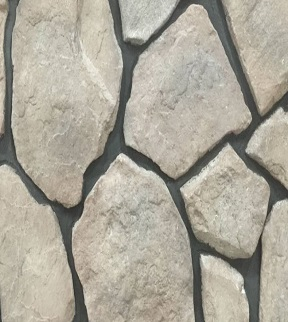 Ashen Taupe Meadow Cultured Stone Veneer