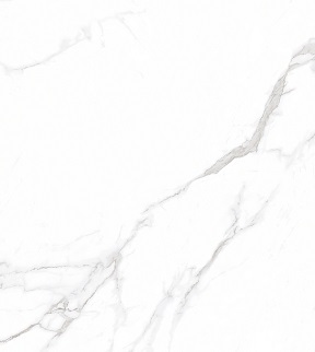 Calaca White Glazed Porcelain Tile